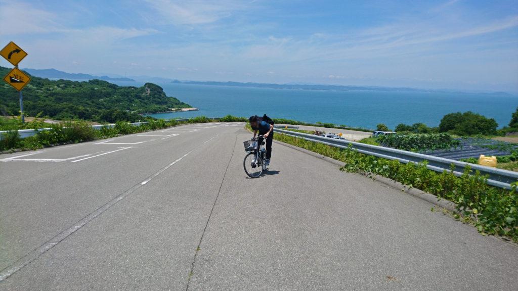 豊島 レンタサイクル 電気自転車