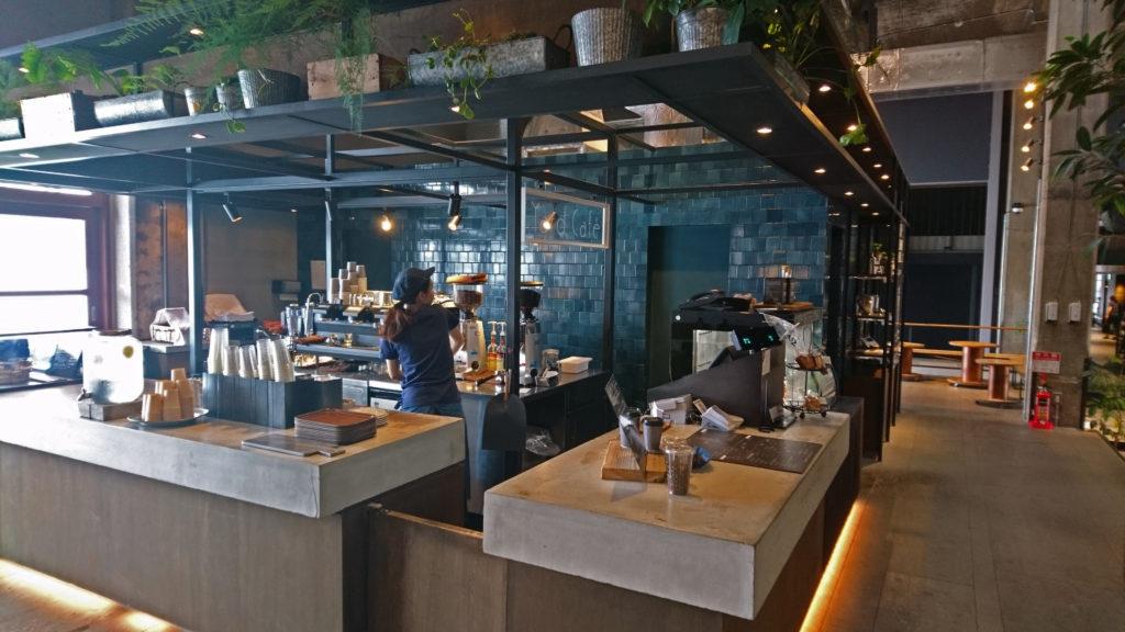 ONOMICHI U2 Yard Cafe 店舗