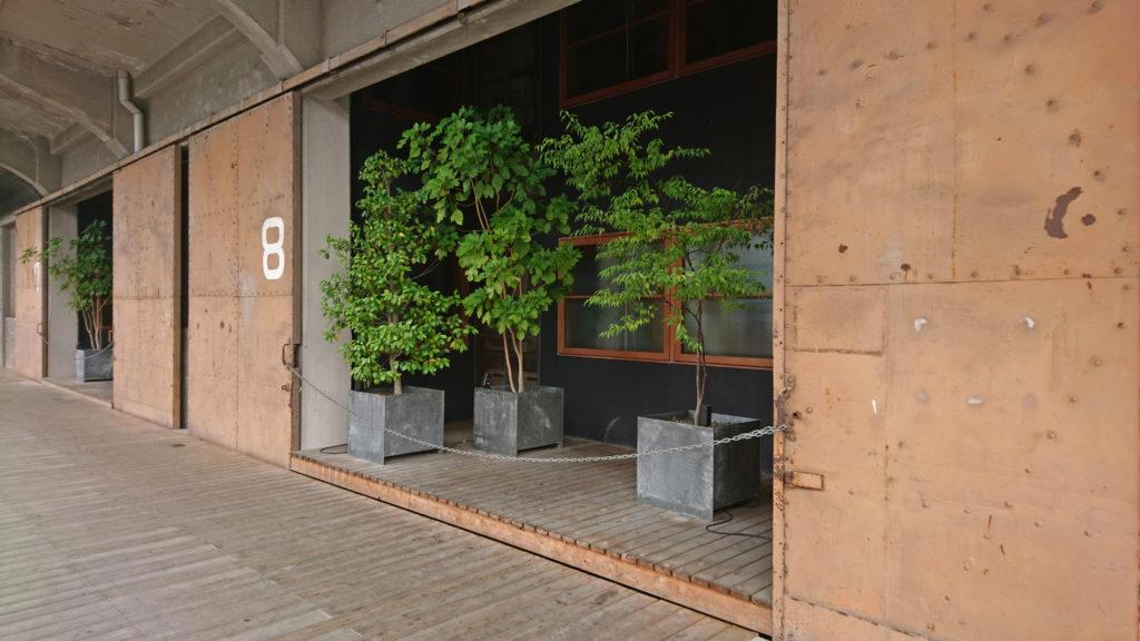 ONOMICHI U2 ホテル 開口