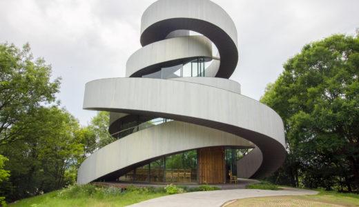 コンセプトを形にした結婚式場 リボンチャペル 西日本建築の旅#3