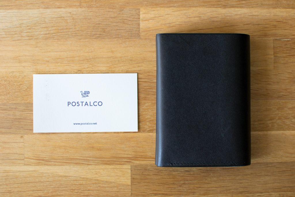 ポスタルコの財布 レビュー