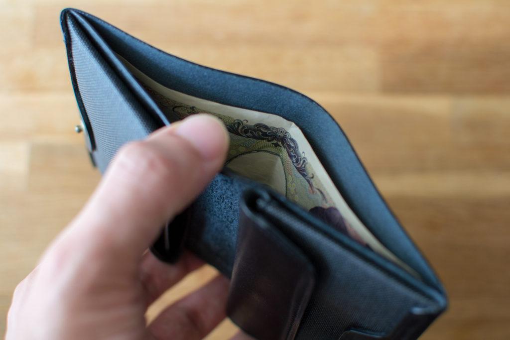 ポスタルコ 財布 お札入れ