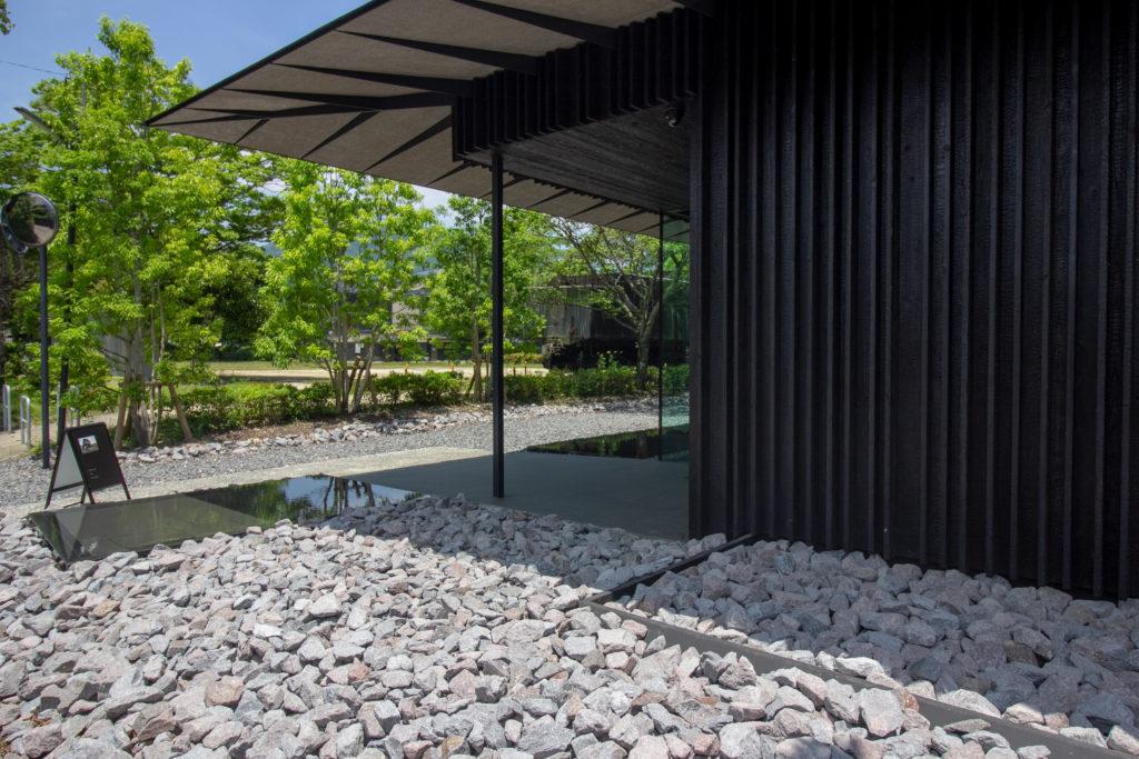 COMICO ART MUSEUM YUFUINの建築