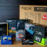 Ryzen 3700X PC 自作