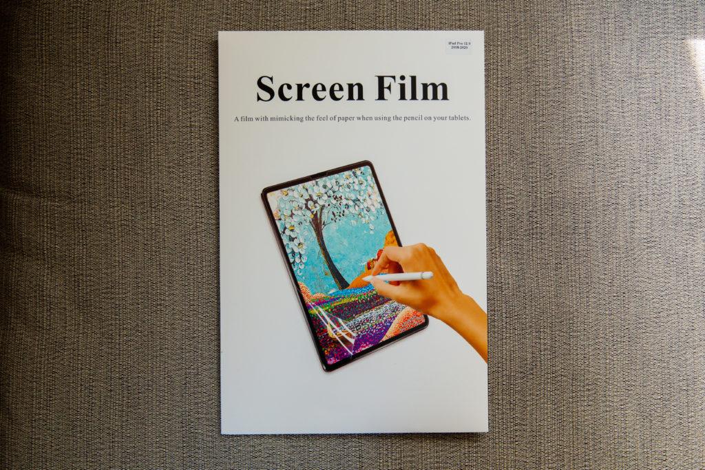 iPad Pro JPフィルター専門製造所 ペーパーライクフィルム