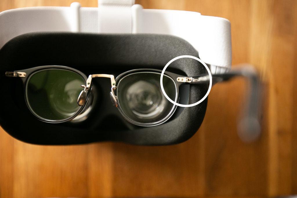 Oculus Quest 2 眼鏡